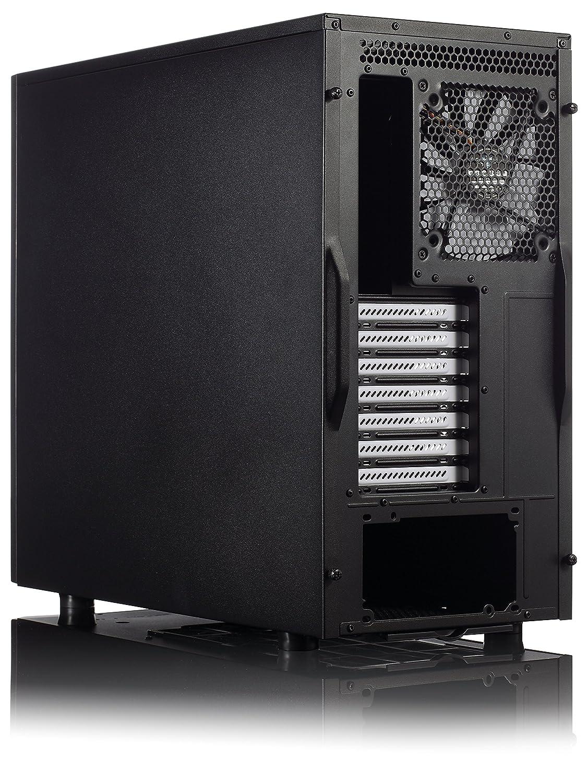 Fractal Design Core 3300 Mid Tower Computer Case (black)(FD-CA ...