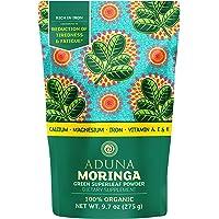 Aduna Organic Moringa Superleaf Powder 275g…