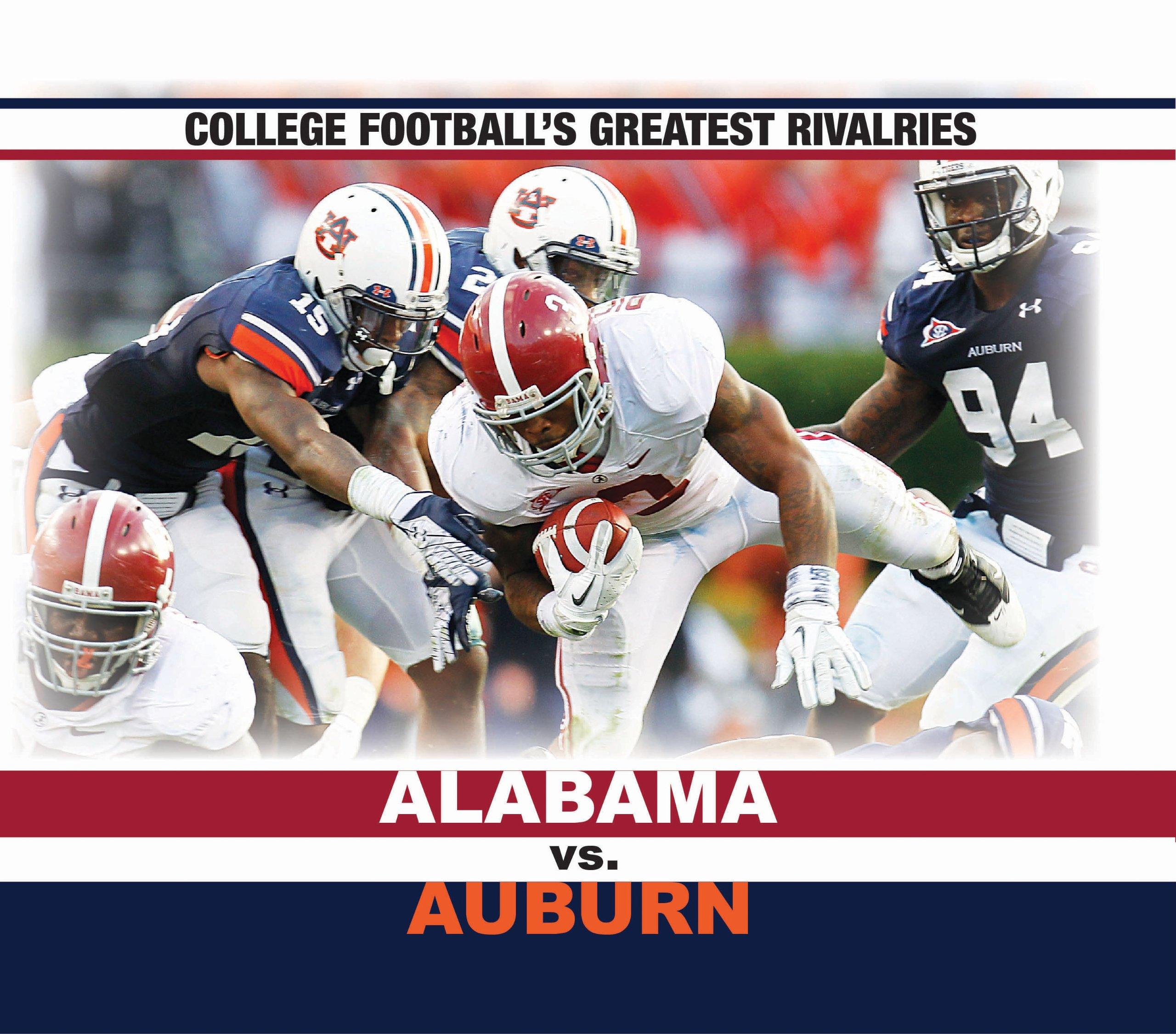 Download Alabama Vs. Auburn (College Football's Greatest Rivalries) pdf epub