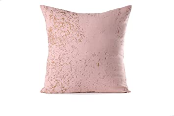 Gitika Goyal Home Textures in Metal-20 Cushion Cover