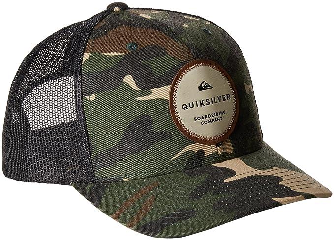 Quiksilver Men s Duar Trucker Hat fc9de724e14