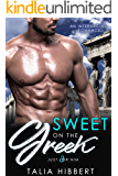 Sweet on the Greek: An Interracial Romance (Just for Him Book 3)