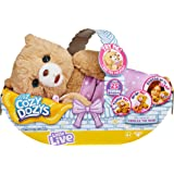 Little Live Pets Cozy Dozy Cubbles The Bear - Over 25 Sounds and Reactions | Bedtime Buddies, Blanket and Pacifier…