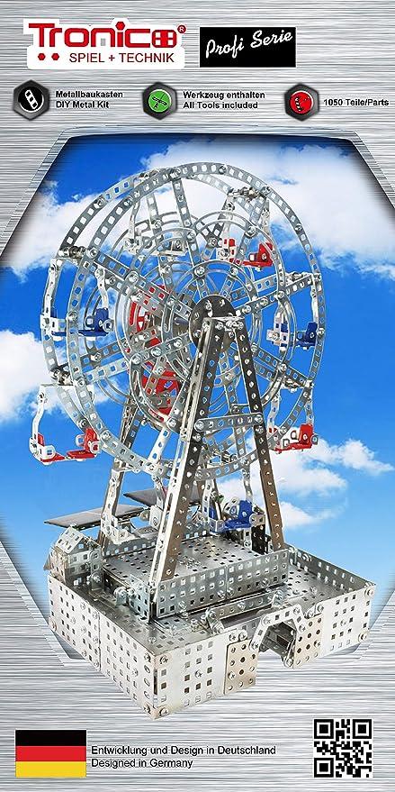 Construction métallique, Jeu de Construction, Grande roue avec ...