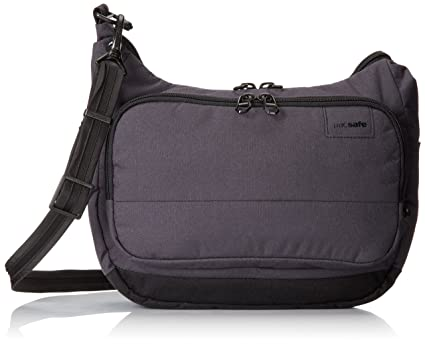5d6388eb2013 PacSafe Citysafe LS100 Anti-Theft Travel Handbag