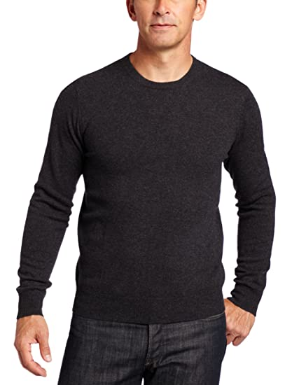 Williams Cashmere Mens Crew Neck Sweater At Amazon Mens Clothing
