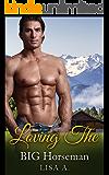 Romance: Loving The Big Horseman   (English Edition)