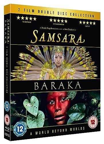 Samsara/Baraka [Blu-ray] [Reino Unido]: Amazon.es: Ron ...