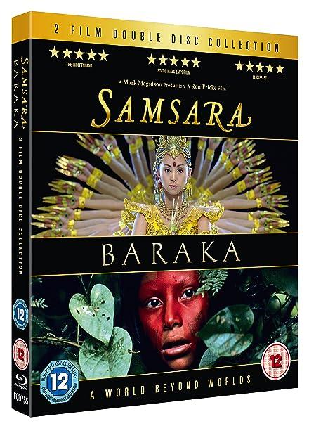 Samsara/Baraka [Blu-ray] [Reino Unido]: Amazon.es: Ron Fricke ...
