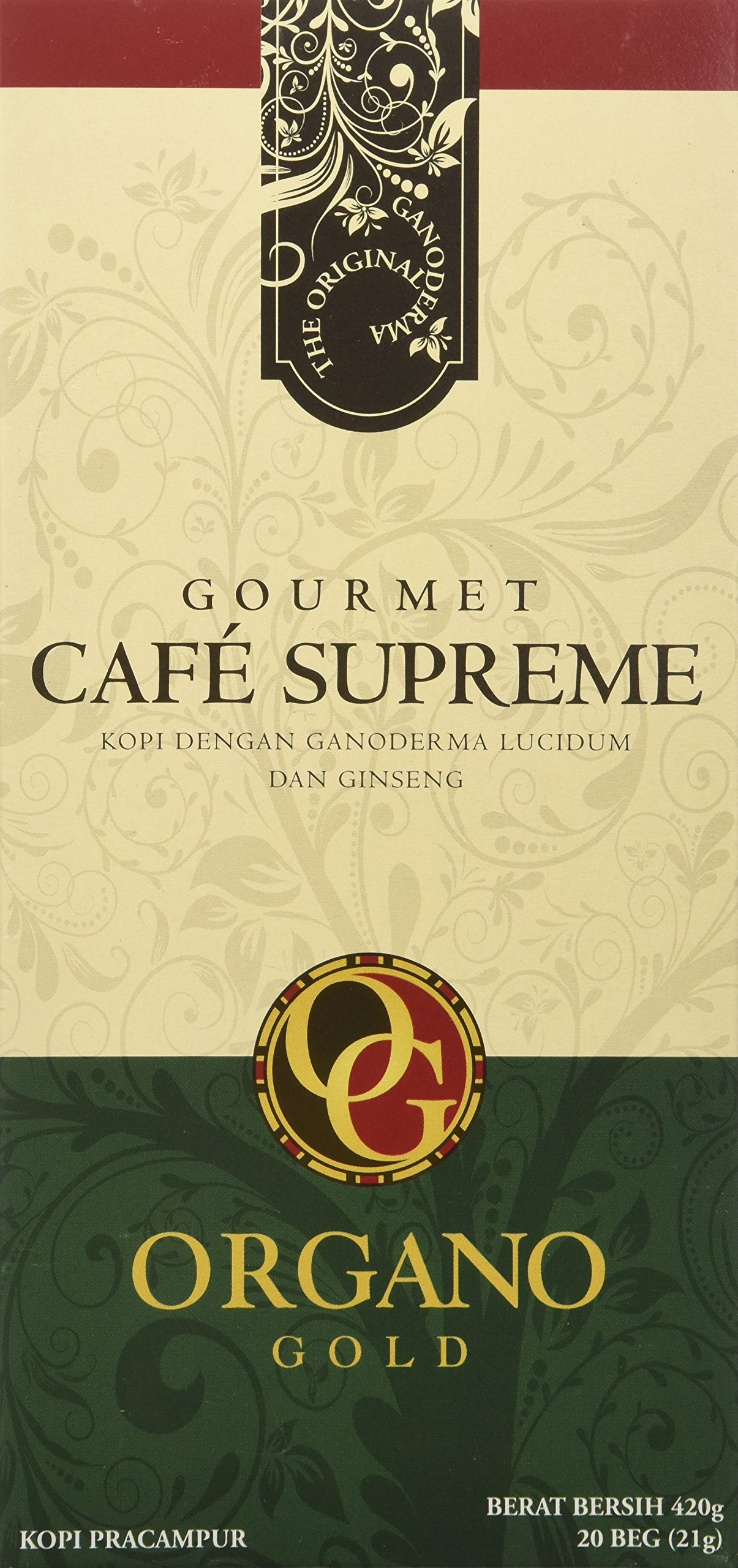 organo gold cafe latte grocery gourmet food