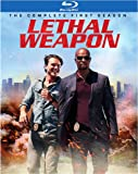 Lethal Weapon: The Complete First Season (BD) [Blu-ray]