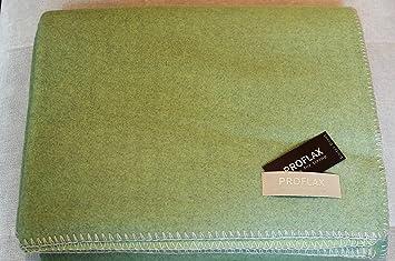 Farbe Salbei amazon de proflax plaid 160x200 secret farbe salbei
