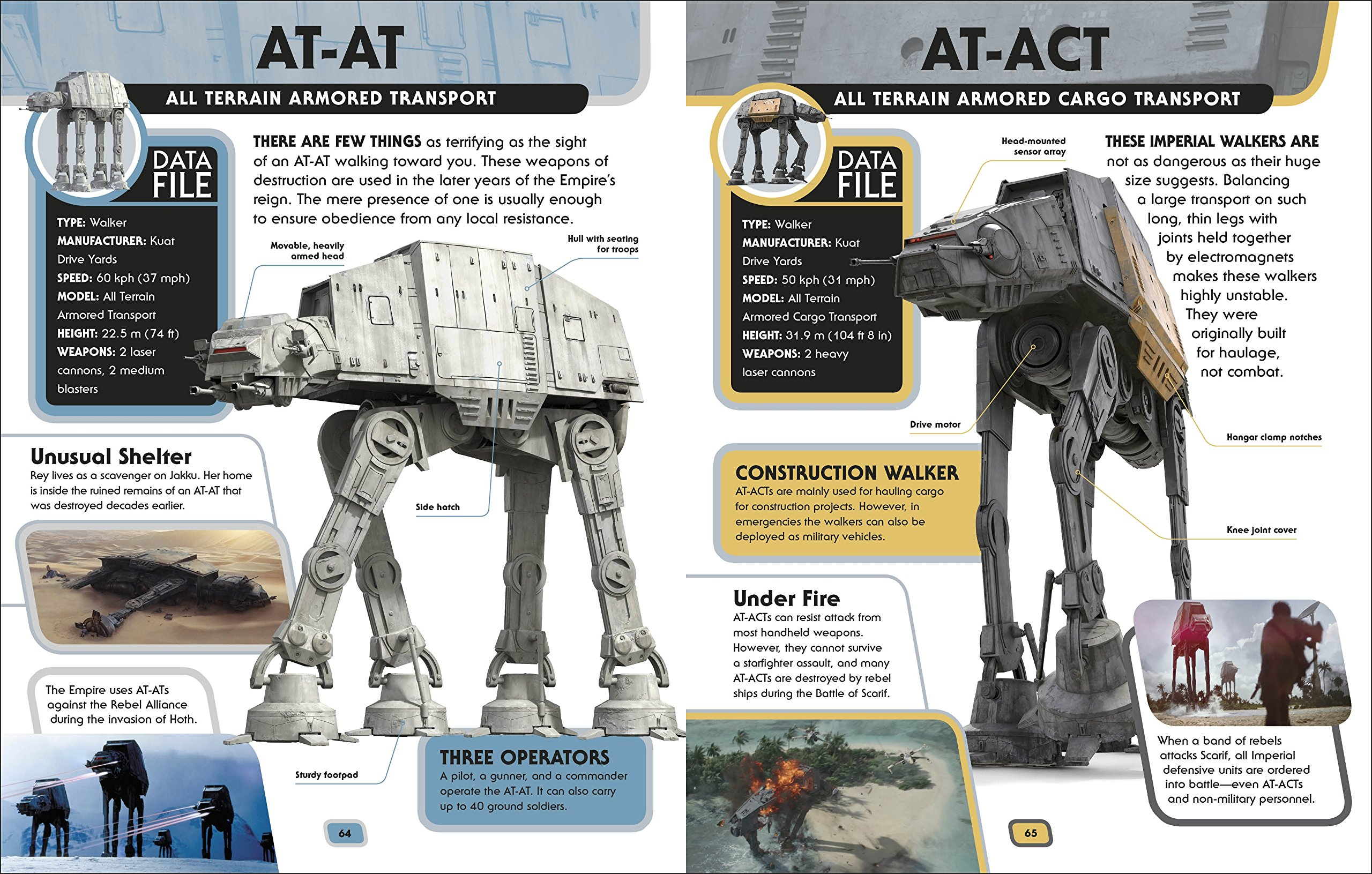 Star Wars  Encyclopedia of Starfighters and Other Vehicles by DK Publishing (Image #4)