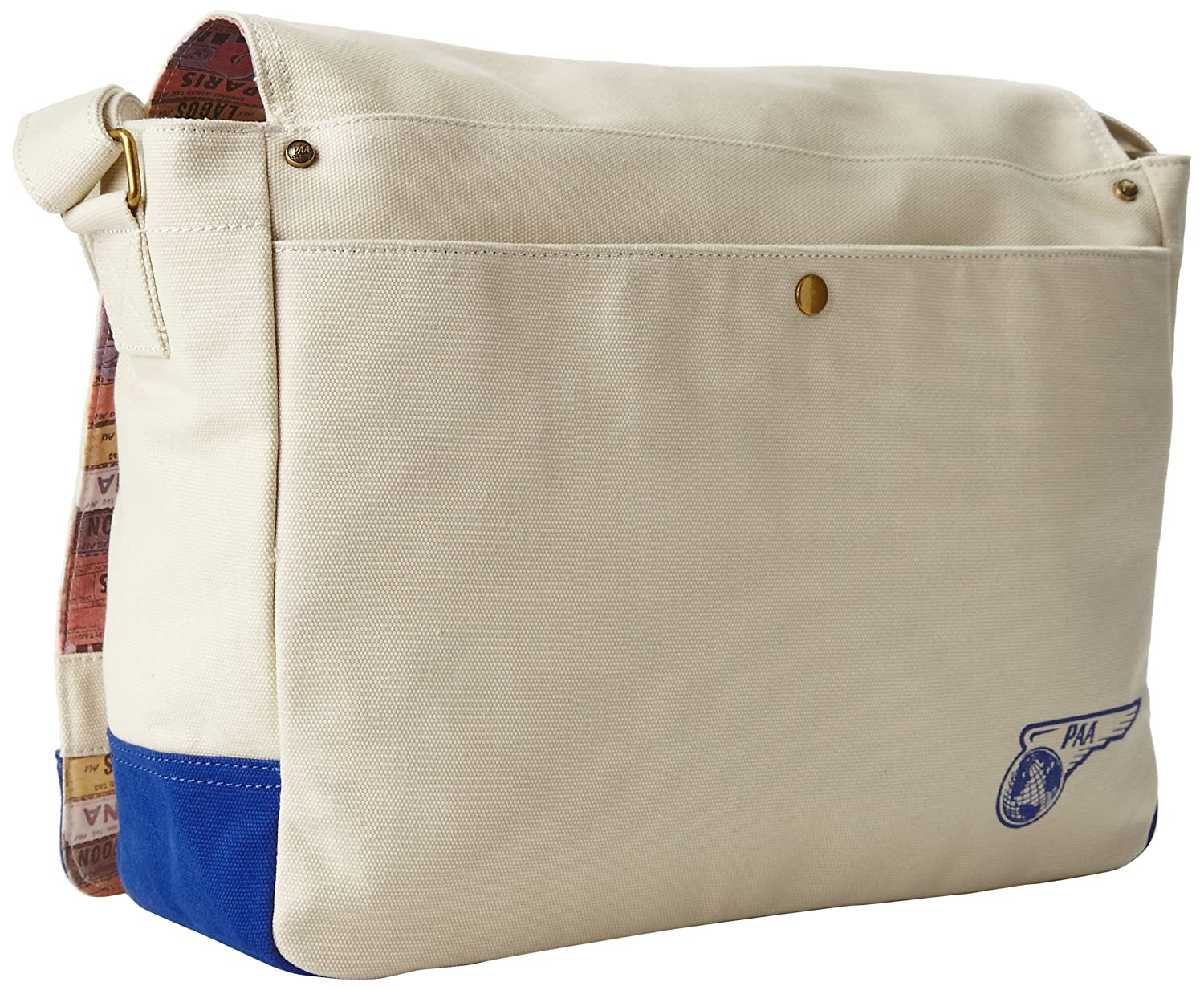 Pan Am Mens Paa Messenger