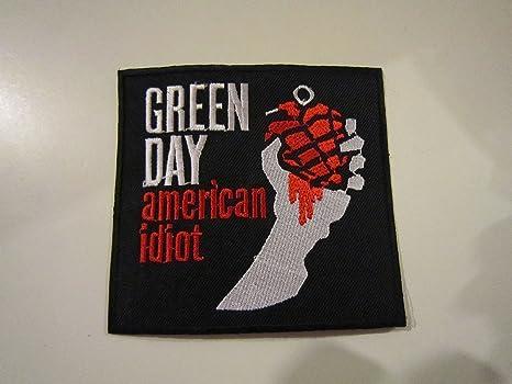 Día verde Heavy Metal Punk Rock Granada corazón banda Logo Polo ...