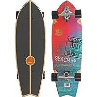 """SLIDE Street Surf Skateboard, Sunset Beach, 32"""""""