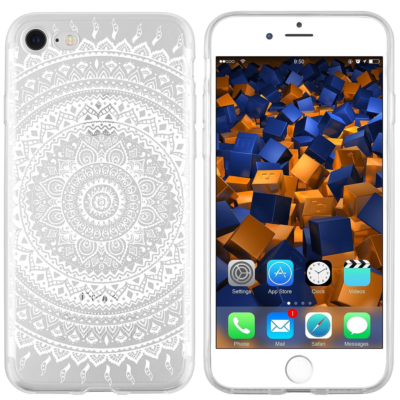 0f794dd4fb3d5d mumbi Schutzhülle für iPhone 8: Amazon.de: Elektronik