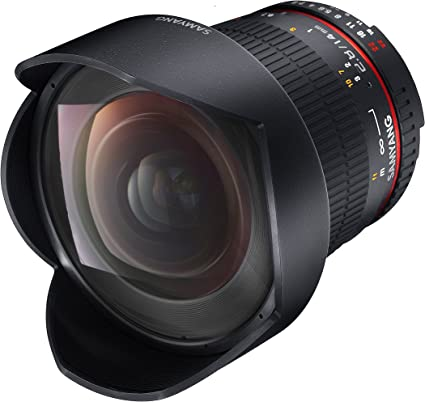 Samyang Sy14m E 14 Mm F2 8 Ultra Wide Objektiv Für Sony Kamera