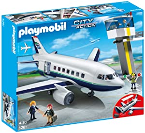 PLAYMOBIL® Cargo and Passenger Aircraft