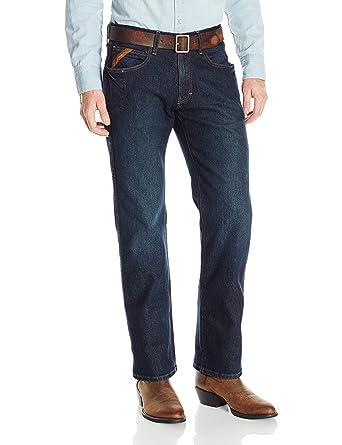 f27043a4 ARIAT Men's M5 Rebar Stretch Slim Fit Straight Leg Jean at Amazon Men's  Clothing store: