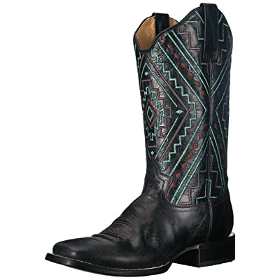 Roper Women's Native Western Boot | Mid-Calf