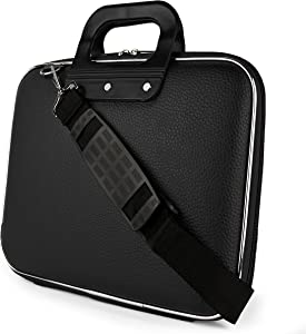 "Cady Shoulder Bag for 15 - 15.6"" Laptops - Inspiron, MacBook, Aspire, Satellite, ThinkPad, ROG, ATIV Book, Envy, & Others"