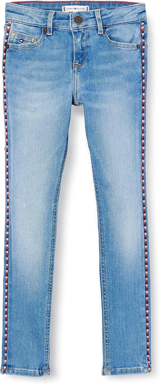 Tommy Hilfiger Nora RR Skinny Rwbblst Jeans Bambina