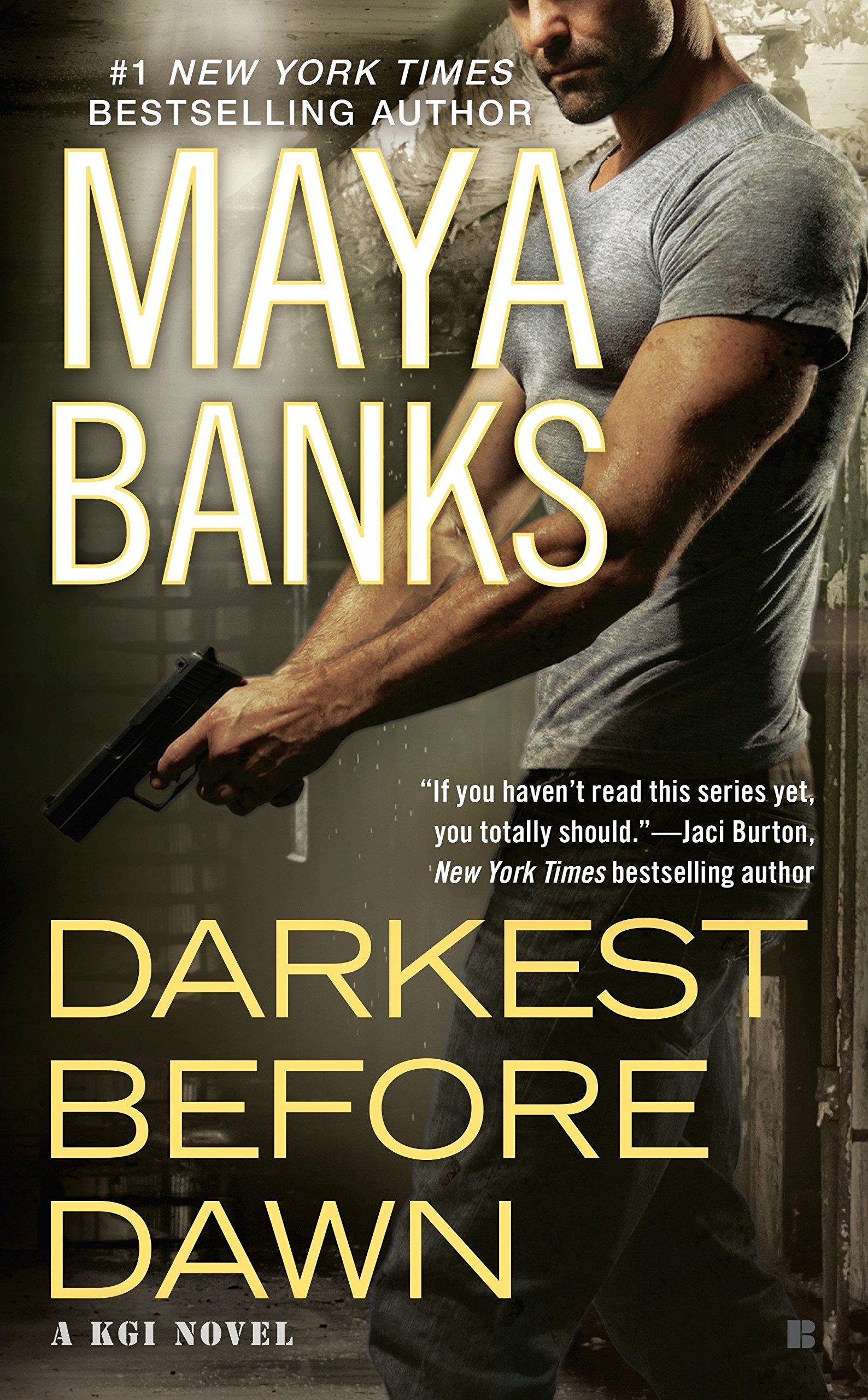Read Online Darkest Before Dawn (A KGI Novel) pdf epub