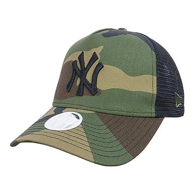 41ba58983b47f New Era Womens Camo Team New York Yankees Trucker - New York Yankees One  Size