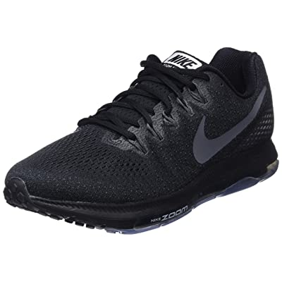 Nike Zoom All Out Low Men's Running Sneaker (6.5 M, Black/Dark Grey-Anthracite) | Road Running