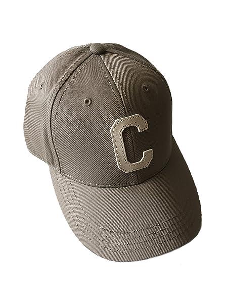 Coach de los hombres Talla única Gorra de béisbol Varsity – logotipo   quot C quot  75218872946