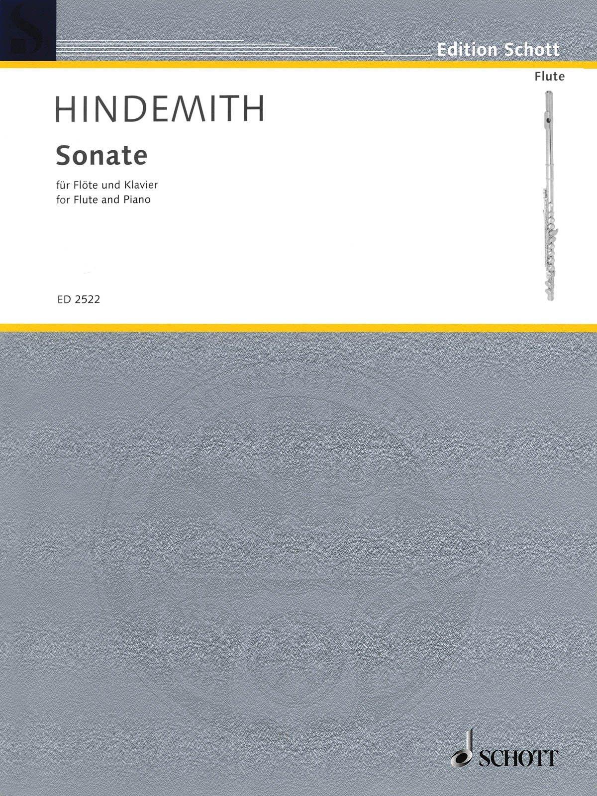 hindemith-flute-sonata