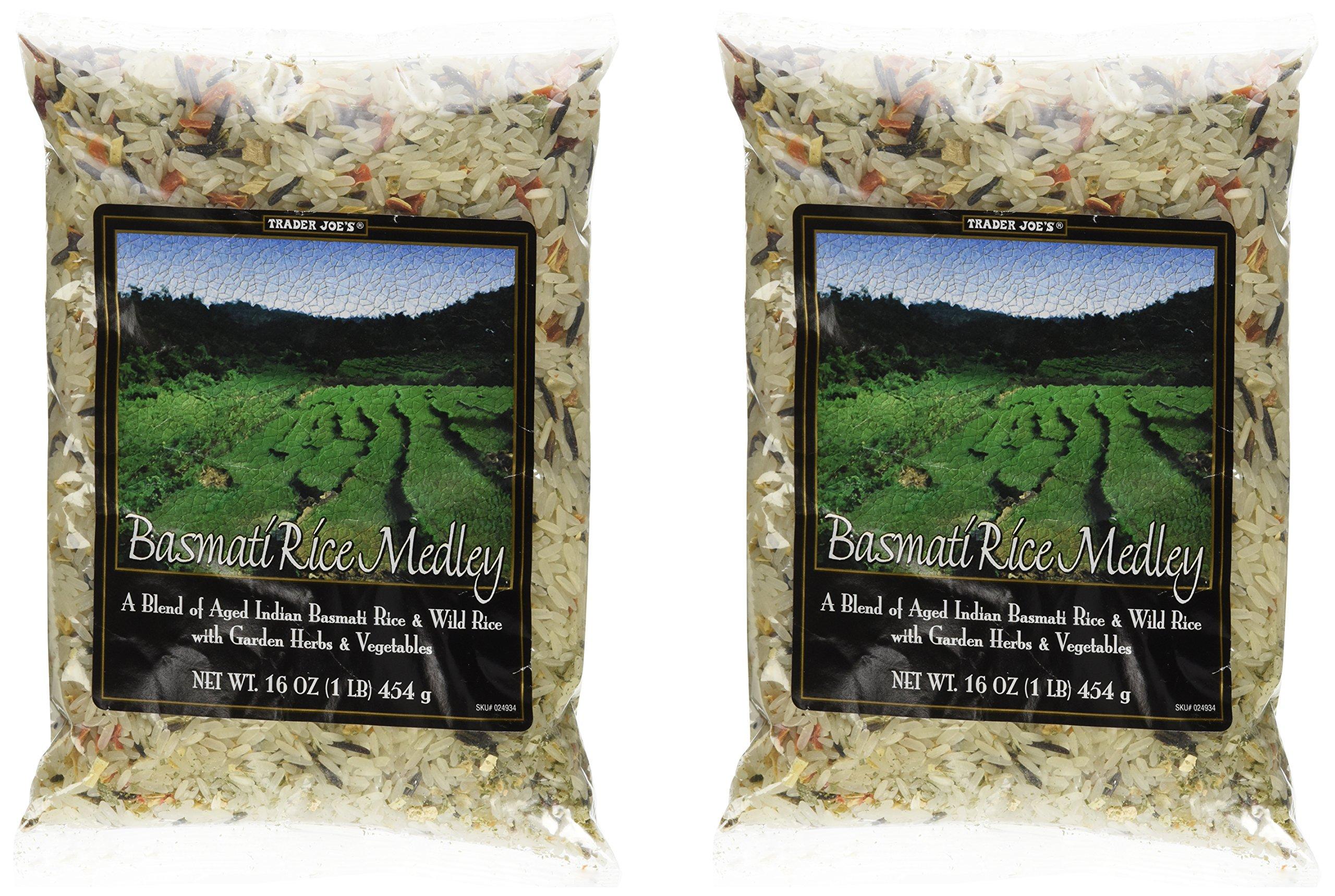 Basmati Rice Medley (2 Pack)