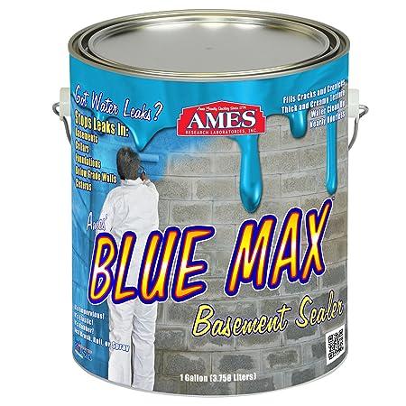 ames blue max. Ames Blue Max Rubber Paint Translucent 1 Gl L