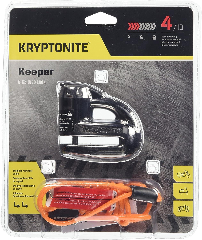 Kryptonite 000877 Keeper Disc Lock