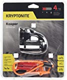 Kryptonite 000877 Keeper 5s Black Chrome Disc Lock, one Size