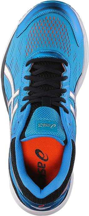Asics Hombre Unidad Guantes Gel Fortitude 7 2E, Color Azul, Talla 53: Amazon.es: Zapatos y complementos