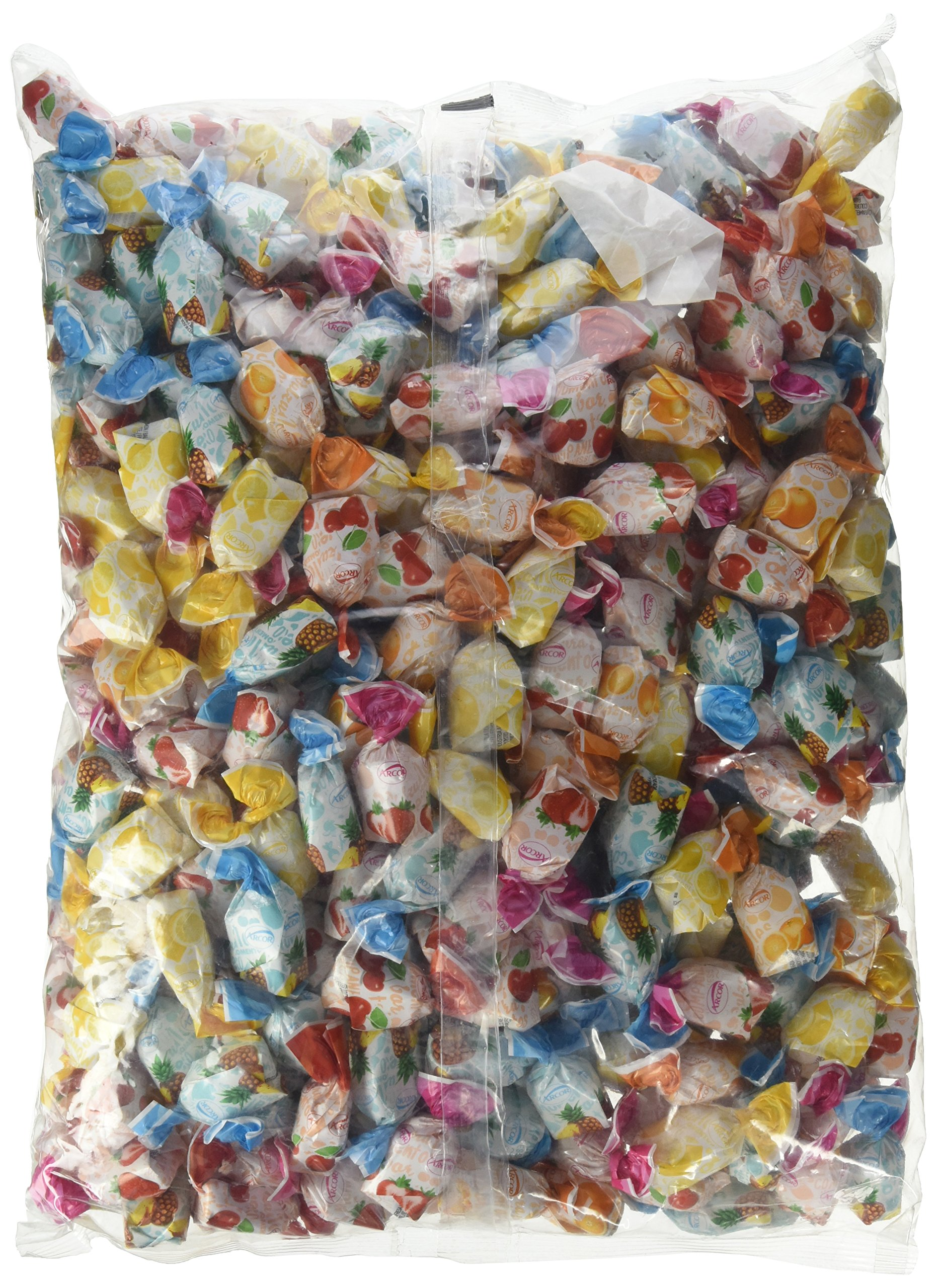 Arcor Assorted Fruit Filled Candies 6 Lb Bag - RoyalCandy by Arcor