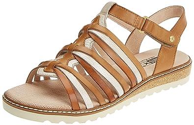 8fd9c77f96a6e2 Pikolinos Alcudia W1l, Sandales Femme: Amazon.fr: Chaussures et Sacs