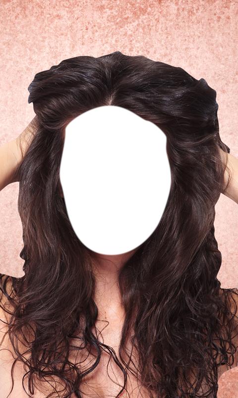 Model Hair Style Camera Pro