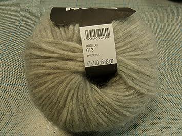 Lana Grossa U0027Brigitte No. 2 Colour 13 Light Grey