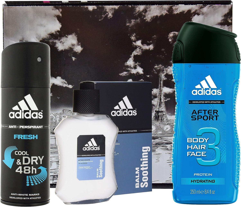 Coffret Adidas Hombre – Baume Apres afeitado