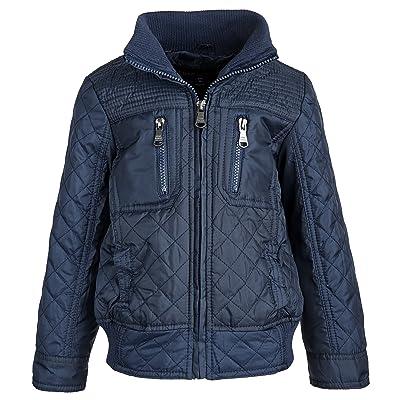 Urban Republic Big Boys Lightweight Padded Diamond Quilted Spring Jacket