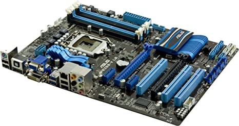 ASUS P8Z68-V PRO BIOS firmware chip