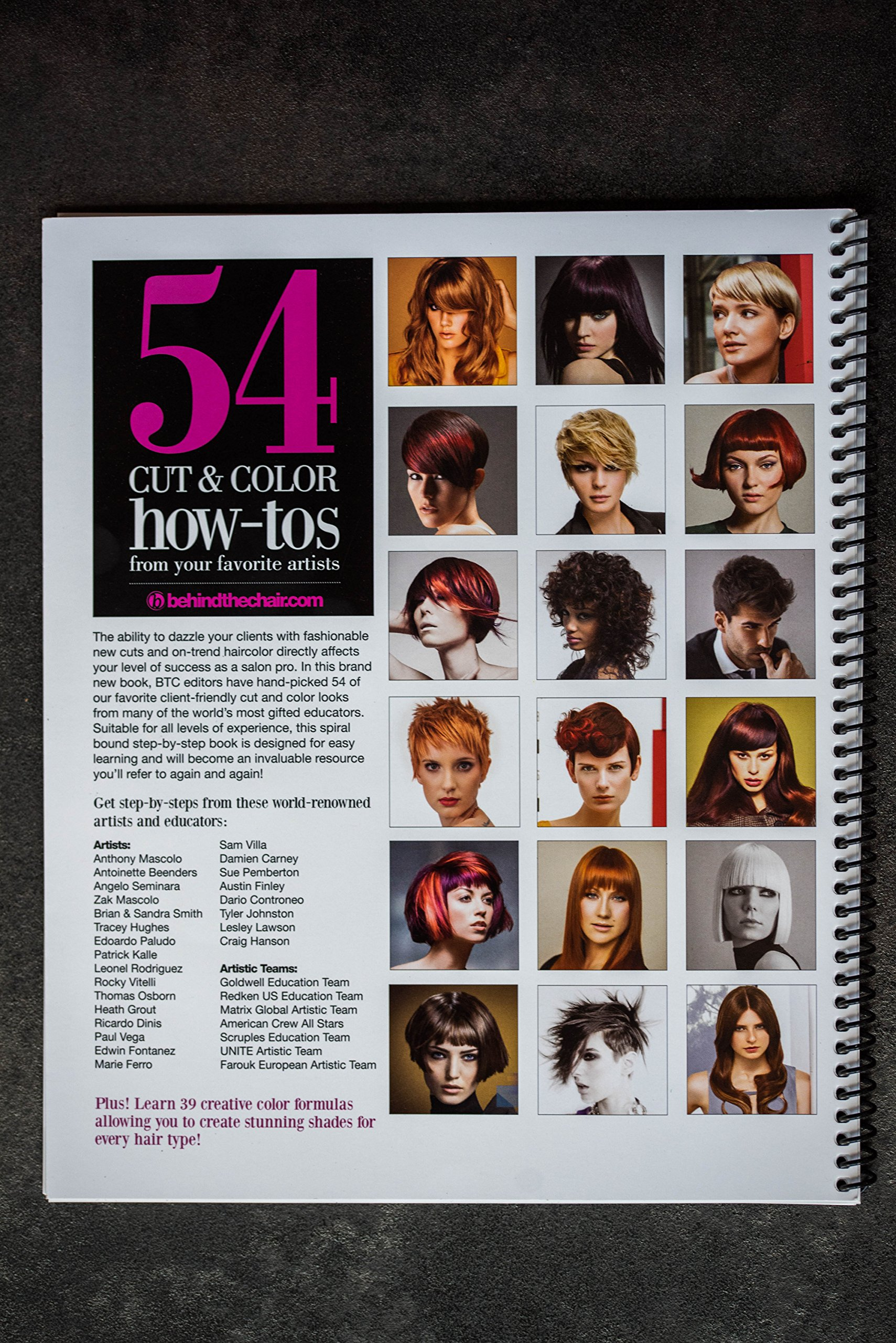 54 cut and color how tos step by step from your favorite 54 cut and color how tos step by step from your favorite artists behindthechair 9781495167461 amazon books nvjuhfo Choice Image