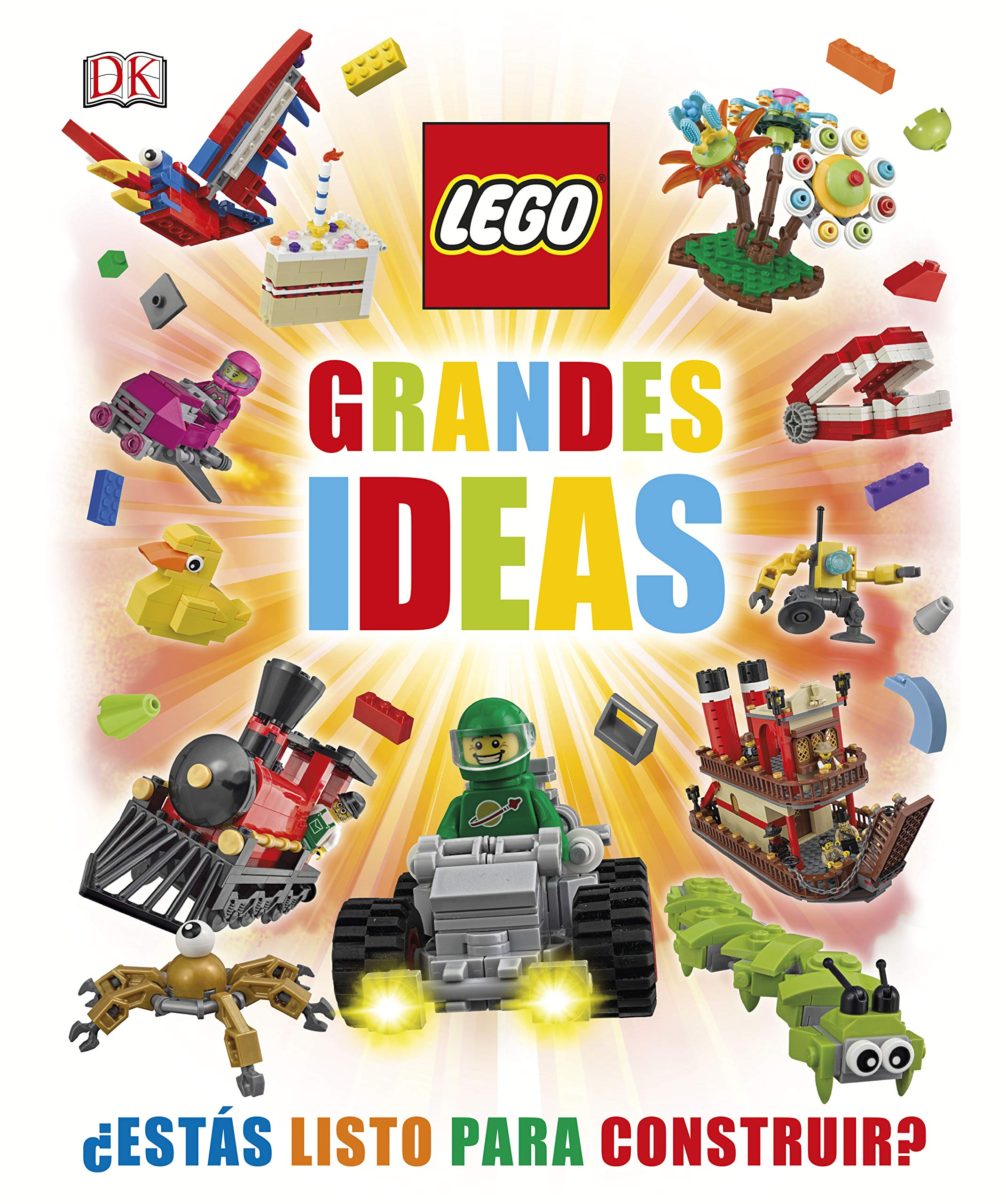 LEGO. Grandes ideas: Varios autores: 9780241249185: Amazon.com: Books