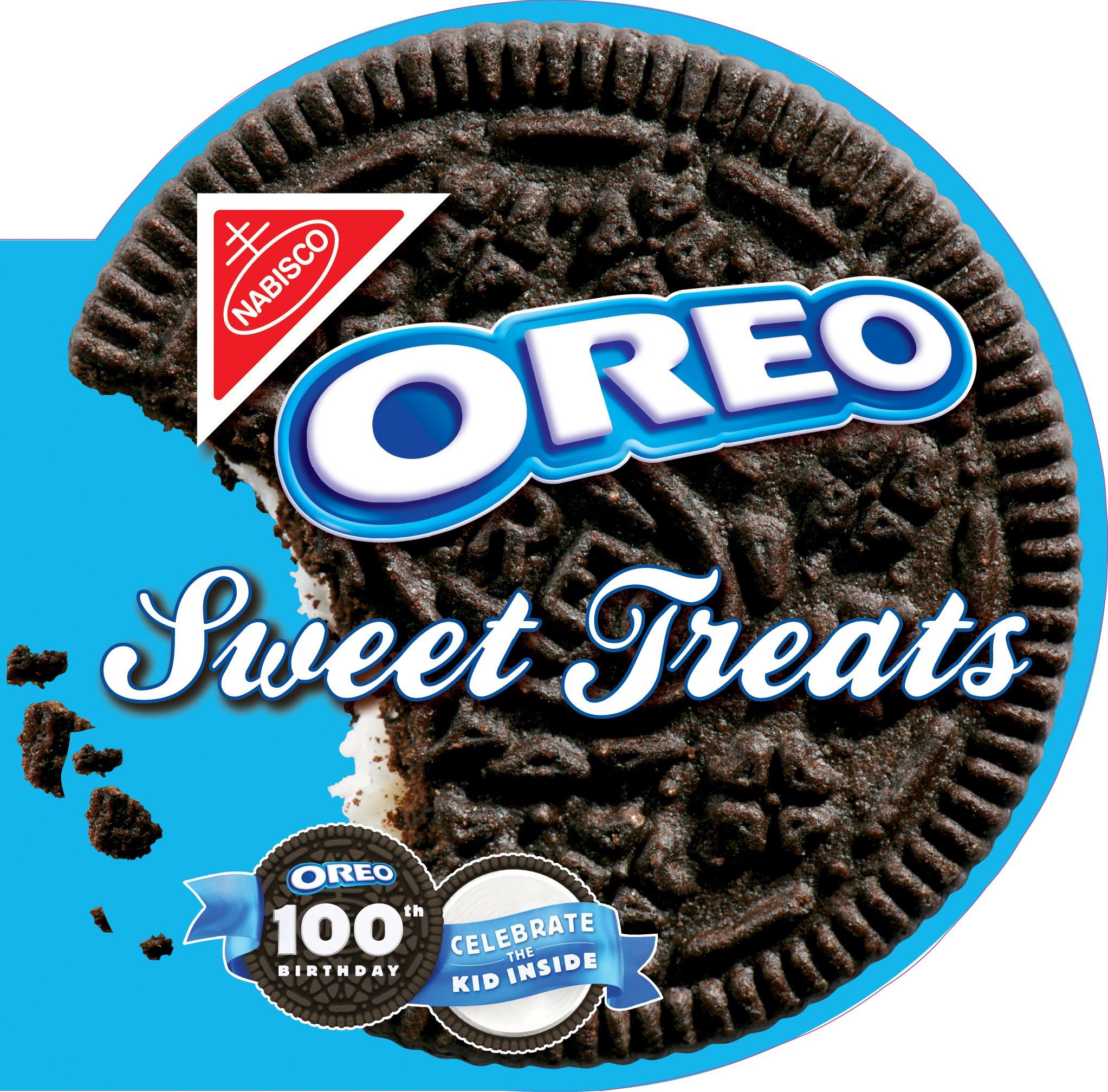 Download OREO Sweet Treats: Oreo 100th Birthday Edition pdf