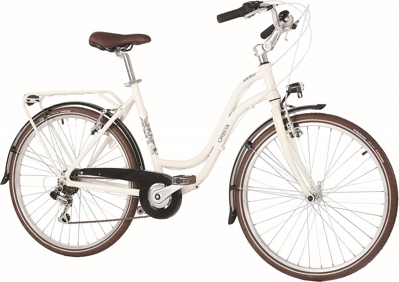 26 pulgadas bicicleta de City Mujer 6 velocidades Orbita Tavira ...
