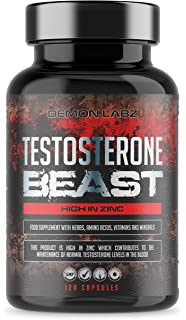 Testosterone Boosters - #1 Proven Testosterone Boosting Supplement