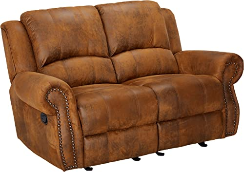 Sir Rawlinson Gliding Reclining Loveseat